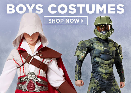 TOP Halloween Costumes For Boys